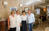 Ristorante Capriccioli - Torino - Patron Gino Simbula e Donatella Ripa, Chef Gino Simbula