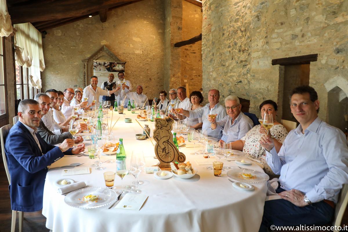 Cartoline dal 808 Meeting VG @ Due Colombe al Borgo Antico – Borgonato di Cortefranca (BS) – Chef Stefano Cerveni