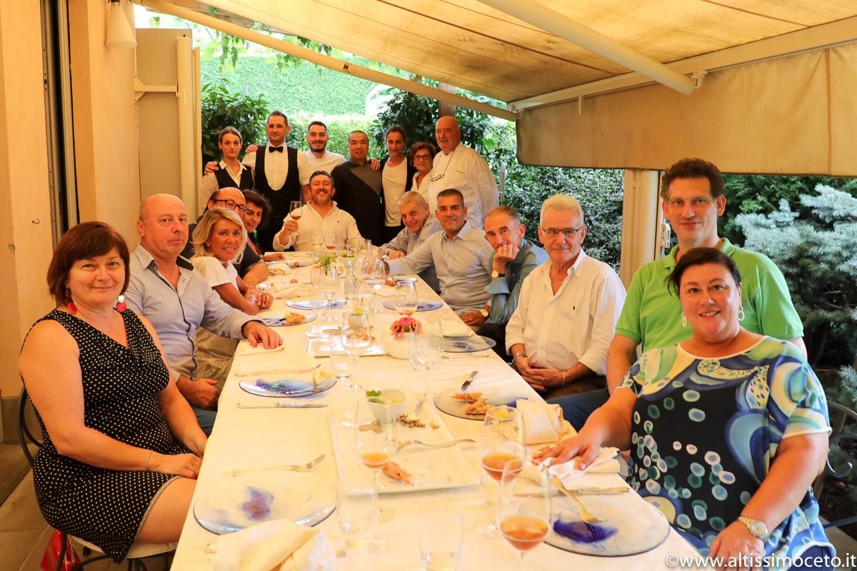 Cartoline dal 810mo meeting VG @ Ristorante La Caprese – Mozzo (BG) – Famiglia Federico