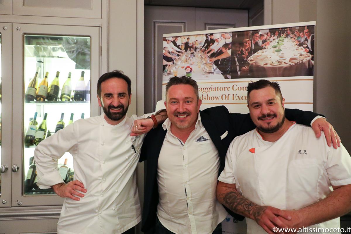 Cartoline dal 800mo Meeting VG @Il Palagio del Four Seasons Hotel Firenze – Chef Vito Mollica