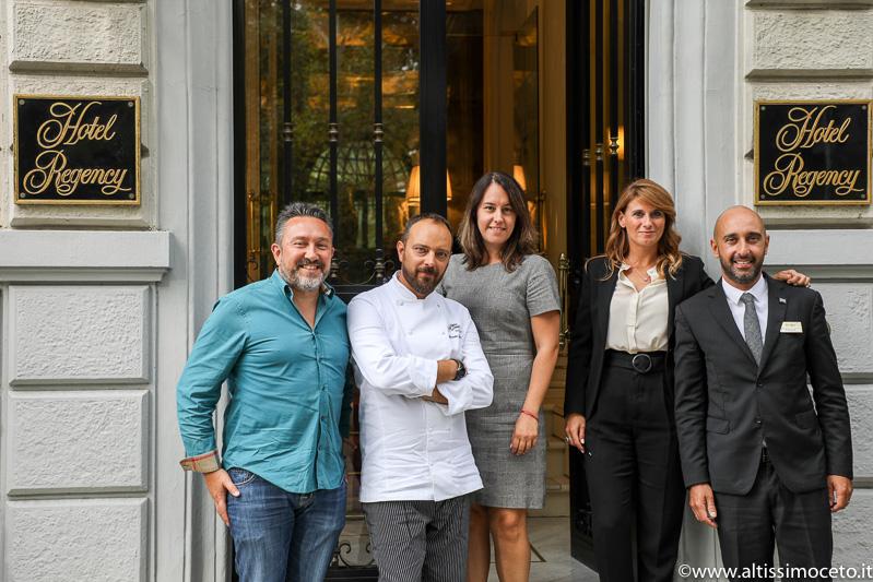 Hotel Regency con Ristorante Relais Le Jardin – Firenze – GM Claudia Gallo, Chef Sandro Baldini