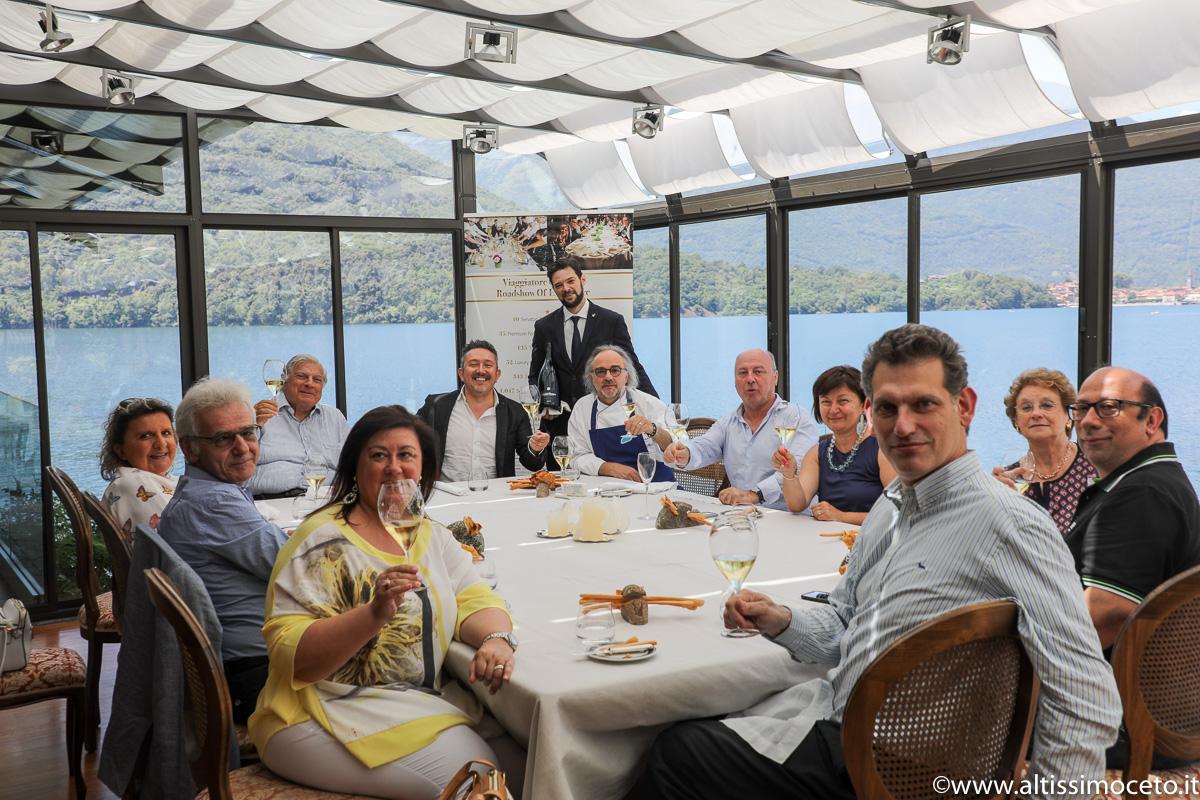Cartoline dal 803mo Meeting VG @ Piccolo Lago – Verbania (VB) – Chef/Patron Marco Sacco
