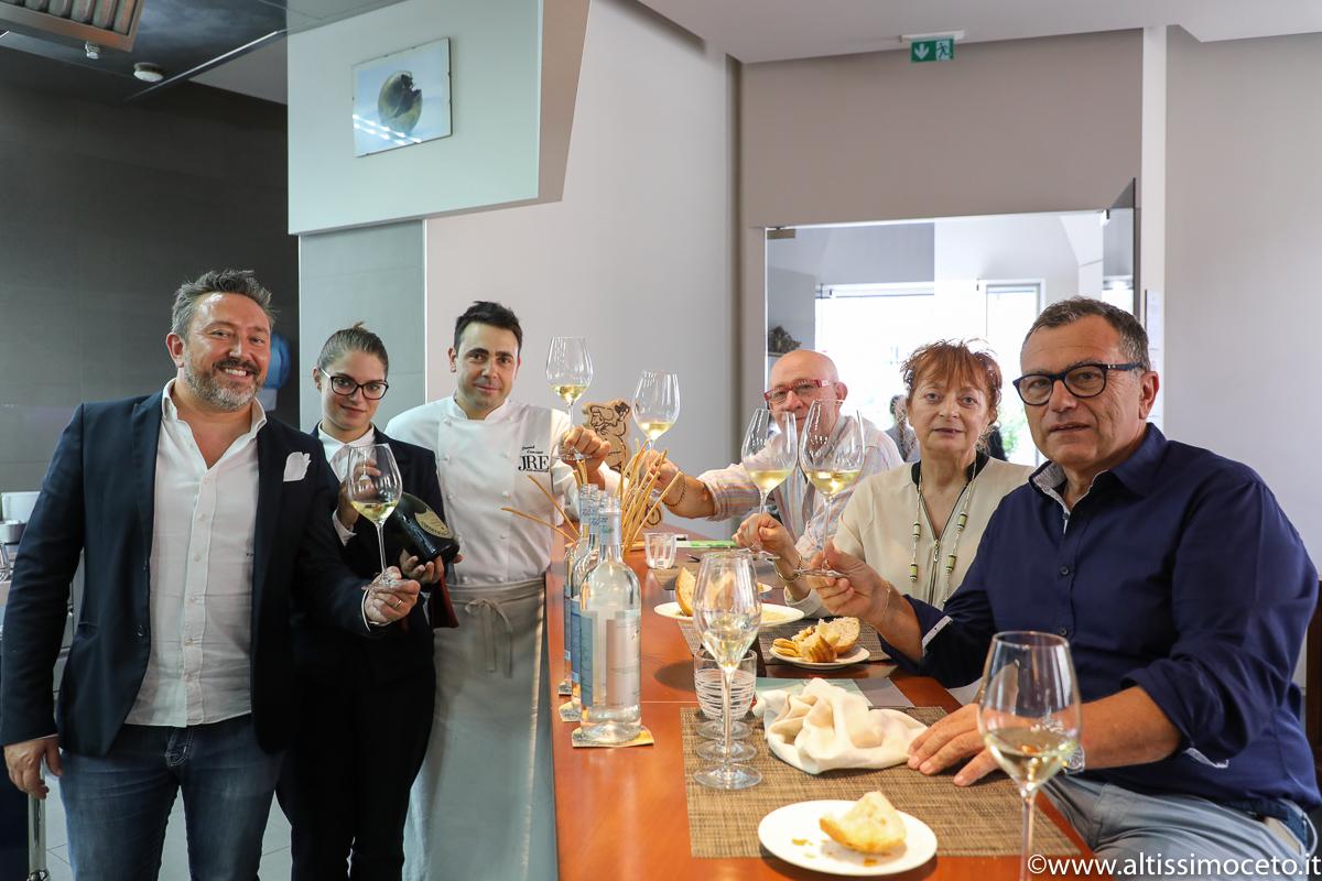 Cartoline dal 822mo Meeting VG @ Ristorante Daniel – Milano – Chef Daniel Canzian