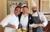 Cartoline dal 812mo Meeting VG @ Ristorante Oseleta del Villa Cordevigo Wine Relais – Cavaion Veronese (VR) – Executive Chef Giuseppe D'Aquino