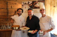 Cartoline dal 816mo Meeting VG @Ristorante La Présef - Agriturismo La Fiorida – Mantello (SO) – Chef Gianni Tarabini