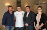 Ristorante L'Arcade - Porto San Giorgio (FM) - Chef/Patron Nikita Sergeev