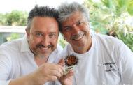 Cartoline dal 813mo Meeting VG @ Ristorante A Spurcacciun-A del Mare Hotel – Savona – Patron Claudio Tiranini, Chef Simone Perata