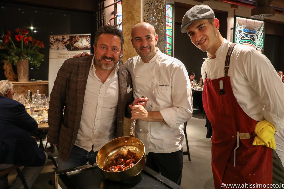 Cartoline dal 827mo Meeting VG @ Ristorante Condividere – Torino – Chef Federico Zanasi