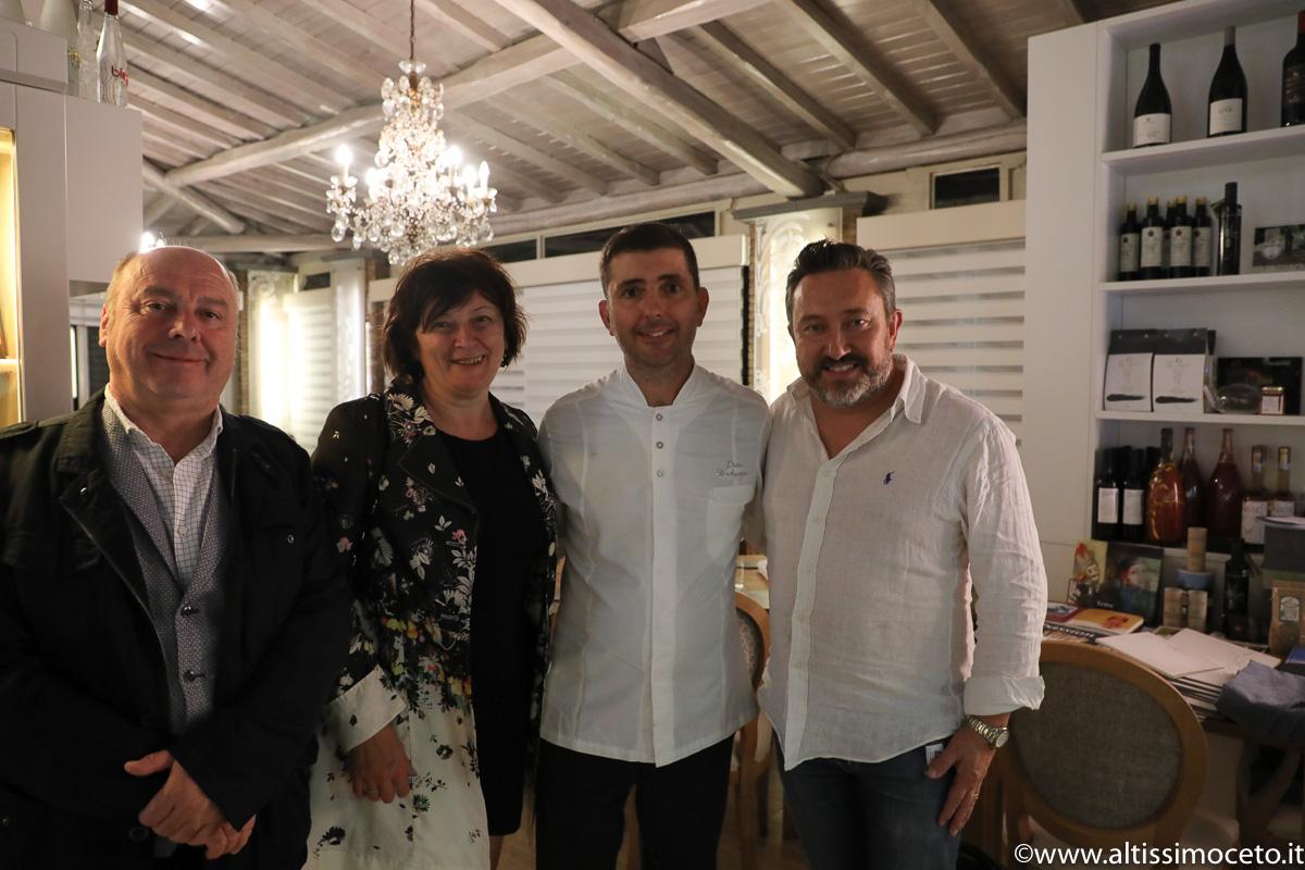Cartoline dal 828mo Meeting VG @ Ristorante La Capinera – Taormina (ME) – Chef Pietro D'Agostino