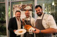 Cartoline dal 834mo Meeting VG @ Piano 35 – Grattacielo Intesa Sanpaolo – Torino – Chef consulente Marco Sacco, Chef de cuisine Silvestro Zanella