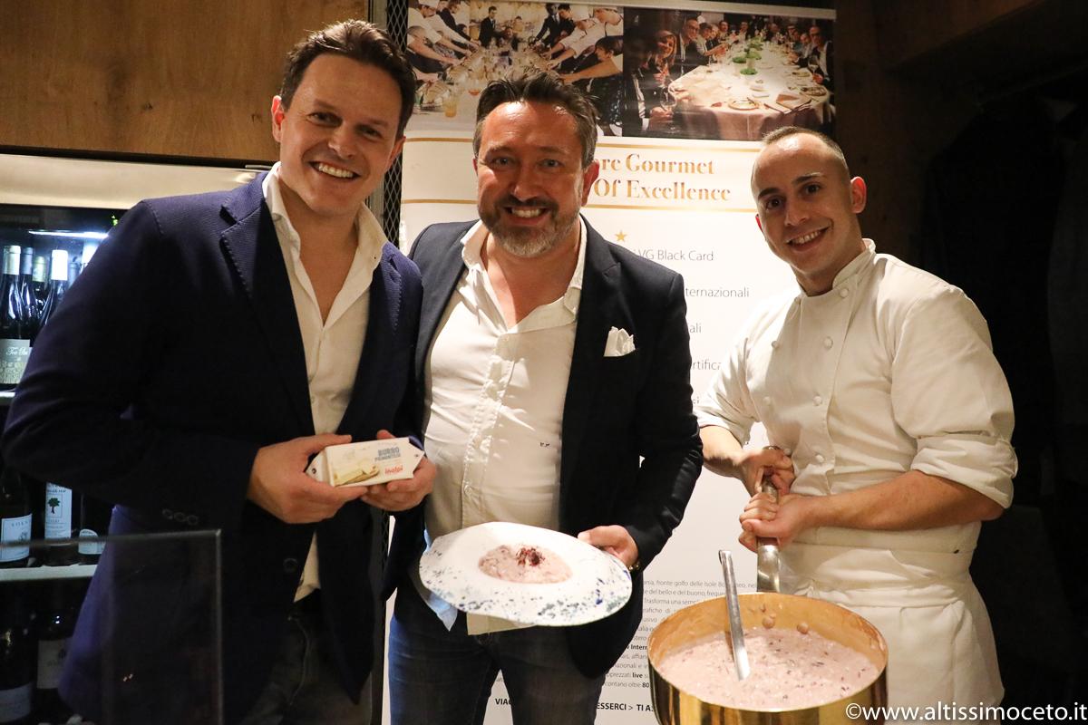 Cartoline dal 831mo Meeting VG @ SottoSotto – Cucina in cantina – Milano – Patron Morena Cannone, Direttore Marco Mazzilli, Chef Angelo Pavone