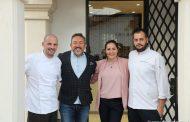 Radici Terra e Gusto - Padova - Chef/Patron Andrea Valentinetti, Chef Andrea Rossetti