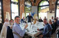 Cartoline dal 835mo Meeting VG @ Ristorante La Gallina di Villa Sparina Resort – Gavi (AL) – Famiglia Moccagatta, Chef Matteo Monfrinotti