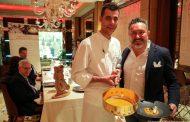 Cartoline dal 837mo Meeting VG @ Ristorante Acanto - Hotel Principe di Savoia – Milano – Restaurant Manager Alessandra Veronesi – Chef Alessandro Buffolino