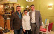 Ristorante Al Tramezzo - Parma - Patron Filippo Bertolotti, Chef Marta Bello
