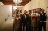 Osteria V dell'Antico Veturo - Trebaseleghe (PD) - Patron Federico e Filippo Pojana, Chef Andrea Narin
