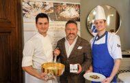 Cartoline dal 838mo Meeting VG @ Ristorante La Locanda del Sant'Uffizio – Cioccaro, Penango (AT) – Chef Enrico Bartolini, Chef de Cuisine Gabriele Boffa