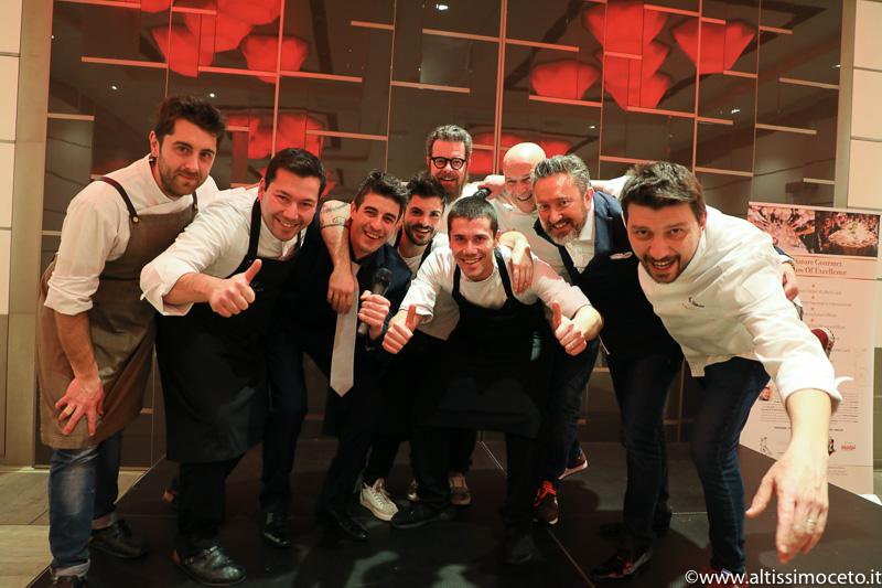 Cartoline dalla Cena di Gala di Io Bevo Così 2019 @ Excelsior Hotel Gallia – Milano