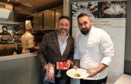 Cartoline dal 844mo meeting VG @ Cannavacciuolo Bistrot – Torino – Chef/Patron Antonino Cannavacciuolo, Chef Nicola Somma