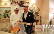 Cartoline dal 851mo Meeting VG @ Ristorante Capriccioli – Torino – Patron Gino Simbula e Donatella Ripa, Chef Gino Simbula
