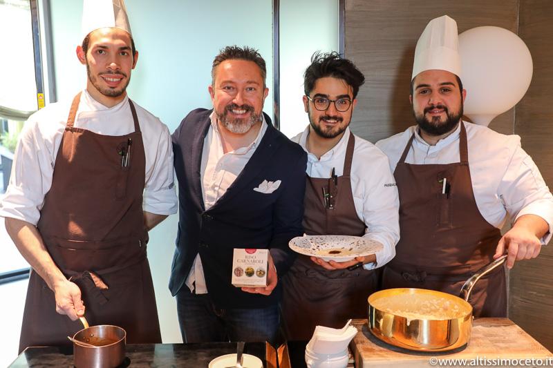 Cartoline dal 849mo Meeting VG @ La Rei de Il Boscareto Resort & SPA – Serralunga d'Alba (CN) – Chef Pasquale Laera