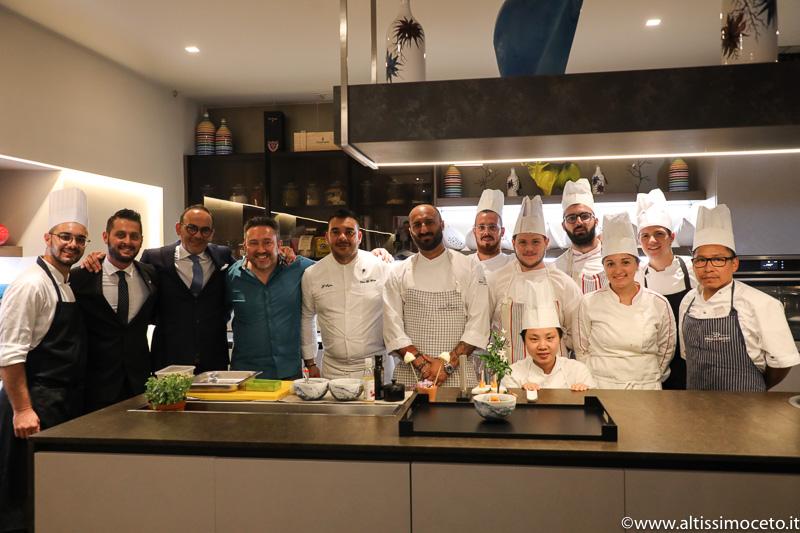 Memorie Restaurant di Felix Lo Basso - Trani (BT) - Patron Felix Lo Basso