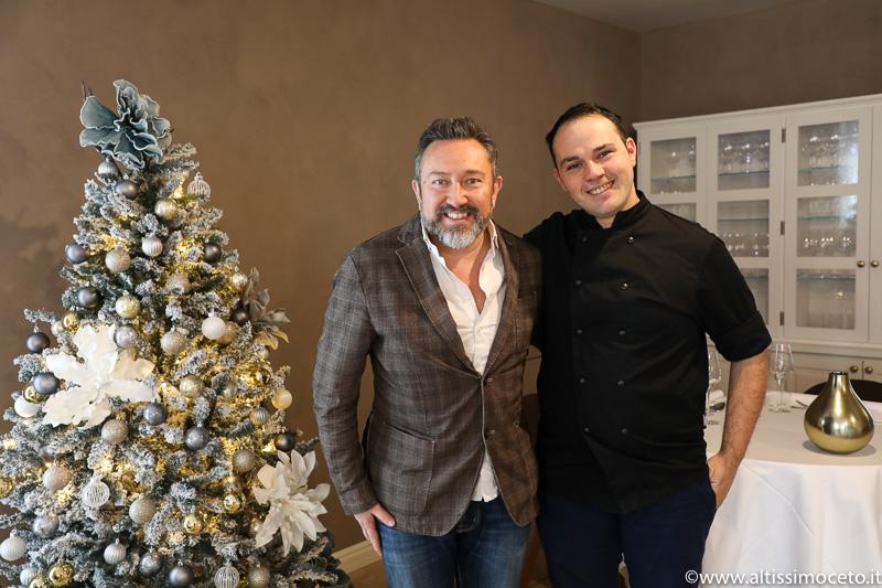 Matteo Morra Restaurant - Cherasco (CN) - Patron Pierluigi e Matteo Morra, Chef Matteo Morra