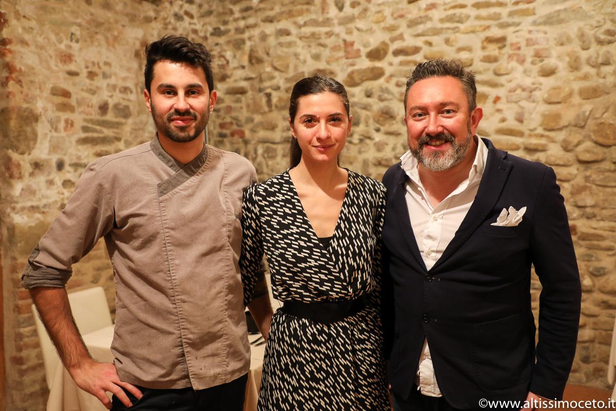 Ristorante Museum - Alba - Patron Marta Amato, Chef Vito Aleccia