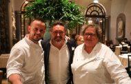 St. Regis Florence Hotel con Winter Garden By Caino - GM Domenico Colella, Chef Consulente Valeria Piccini, Executive Chef Gentian Shehi