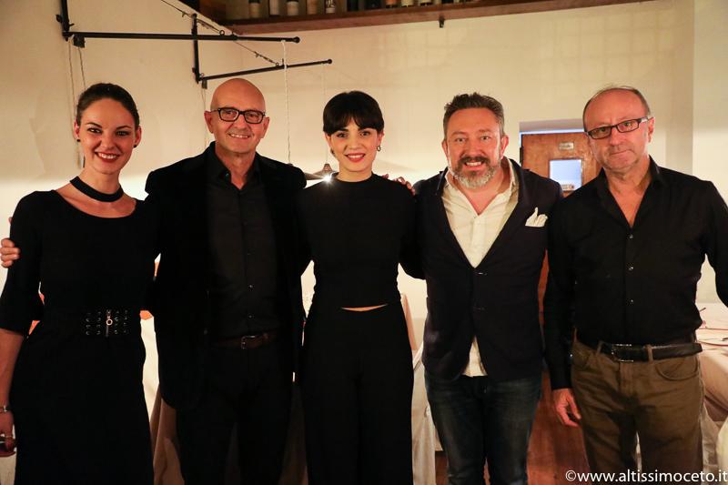 Osteria Dei Vespri - Palermo - Patron Alberto Rizzo e Andrea Rizzo, GM Melissa Basone, Chef Alberto Rizzo