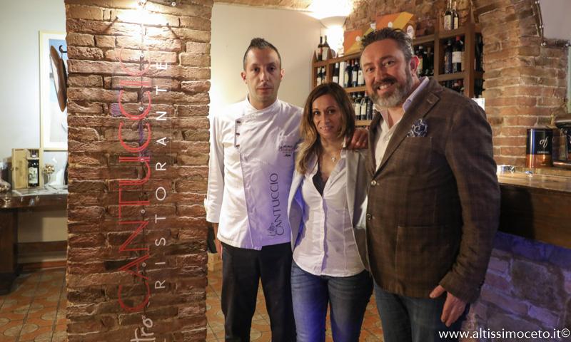 L'Altro Cantuccio Ristorante - Montepulciano (SI) - Patron Monica Ceregatti, Chef/Patron Mattia Putzulu