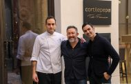 Ristorante Cortile Pepe - Cefalù (PA) - Patron Toti Fiduccia, Chef Giovanni Lullo