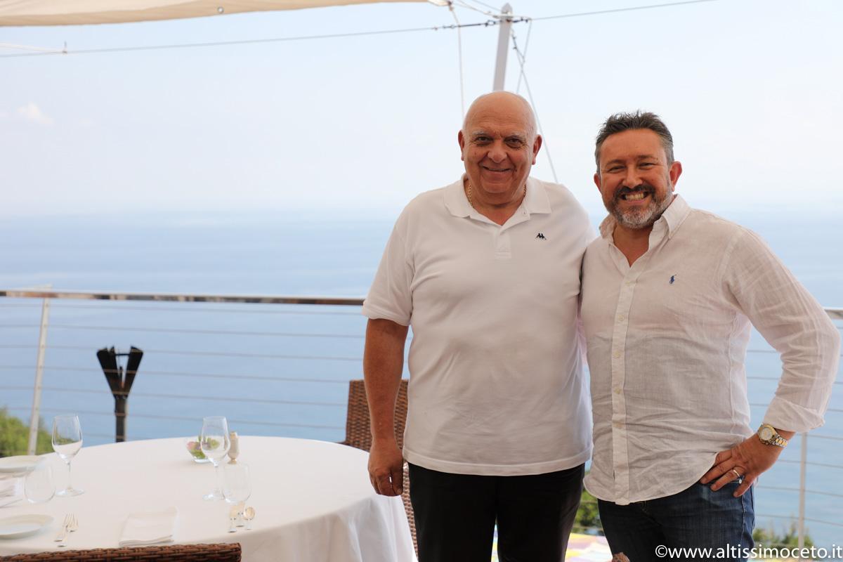 Ristorante Hotel Claudio - Bergeggi (SV) - Patron Claudio Pasquarelli