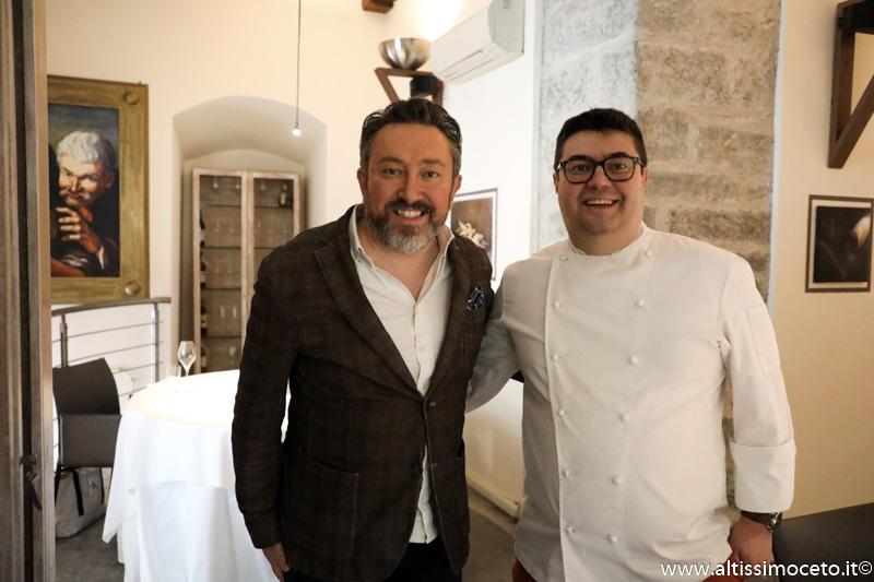 Ristorante Elena - Domodossola (VB) - Chef Cristian Elena