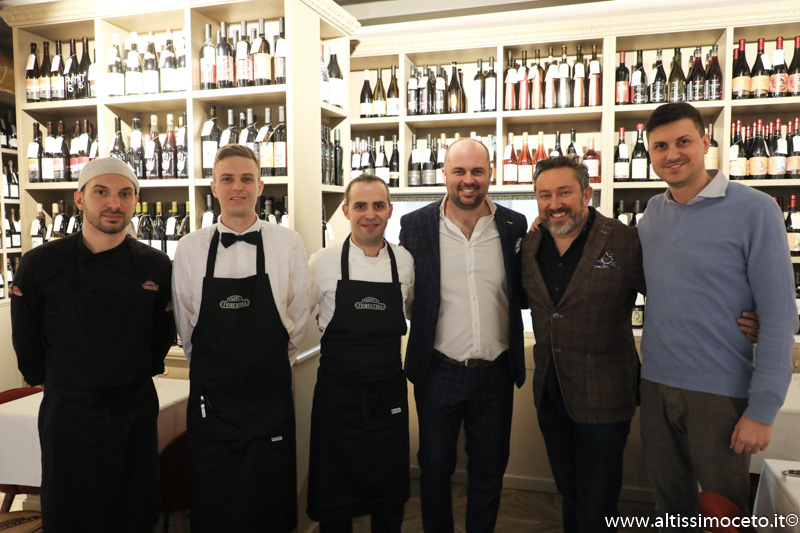 Enoteca Fiorentina - Firenze - Patron Stefano e Alberto Bruni, Chef Daniele Nuti