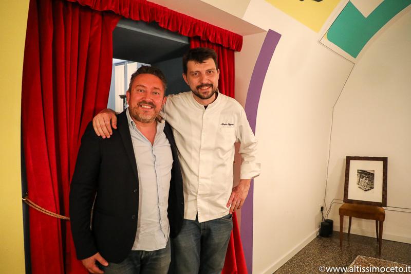 Dina Ristorante - Gussago (BS) - Chef Alberto Gipponi