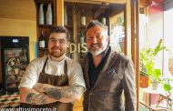 Osteria Gourmet La Dispensa – San Felice del Benaco (BS) –  Executive Chef Rasmus Lund Jonasson