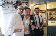 Cartoline dal 856mo Meeting VG @ Ristorante Il Liberty - Milano - Patron/Chef Andrea Provenzani