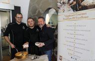 Cartoline dal 857mo Meeting VG @ Ristorante Le Scuderie del Castello di Govone (CN) - Chef/Patron Davide Sproviero e Fabio Poppa