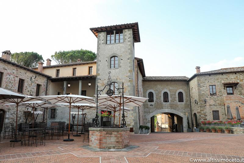 Castel Monastero Resort & Spa Toscana - Castelnuovo Berardenga (SI) - GM Graziella Arba