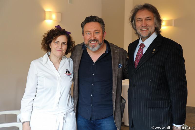 Ristorante Sala Della Comitissa - Civita Castellana (VT) - Patron Maurizio Dante Filippi, Chef Maria Edi Dottori