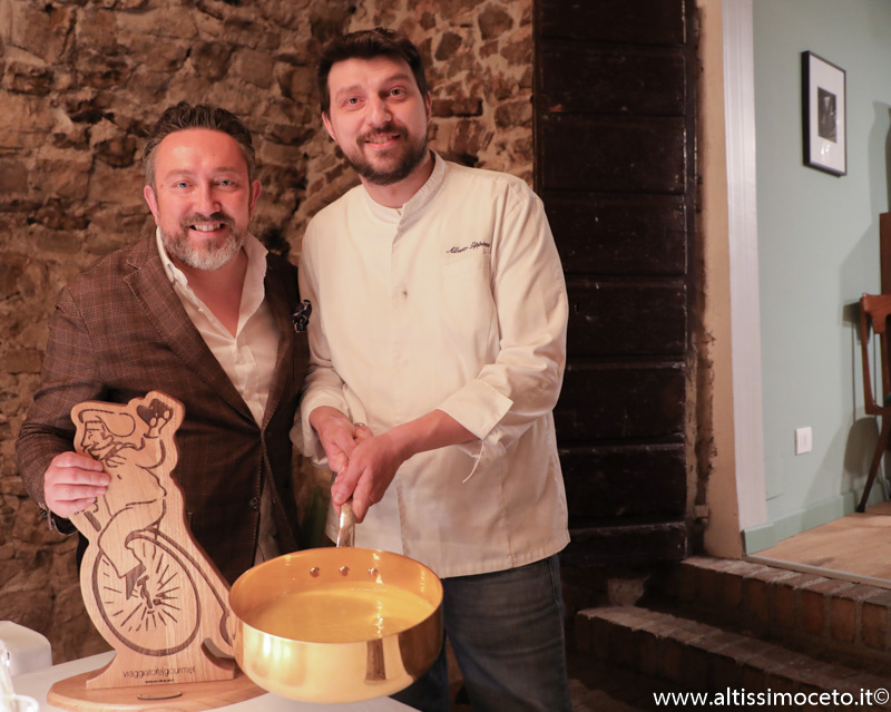 Cartoline dal 863mo Meeting @ Dina Ristorante – Gussago (BS) – Chef Alberto Gipponi
