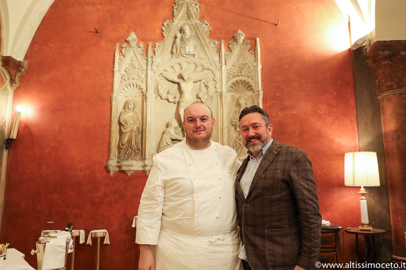 Due Torri Hotel e Due Torri Lounge & Restaurant - Verona - General Manager Silvano De Rosa, Chef Roberto Ottone