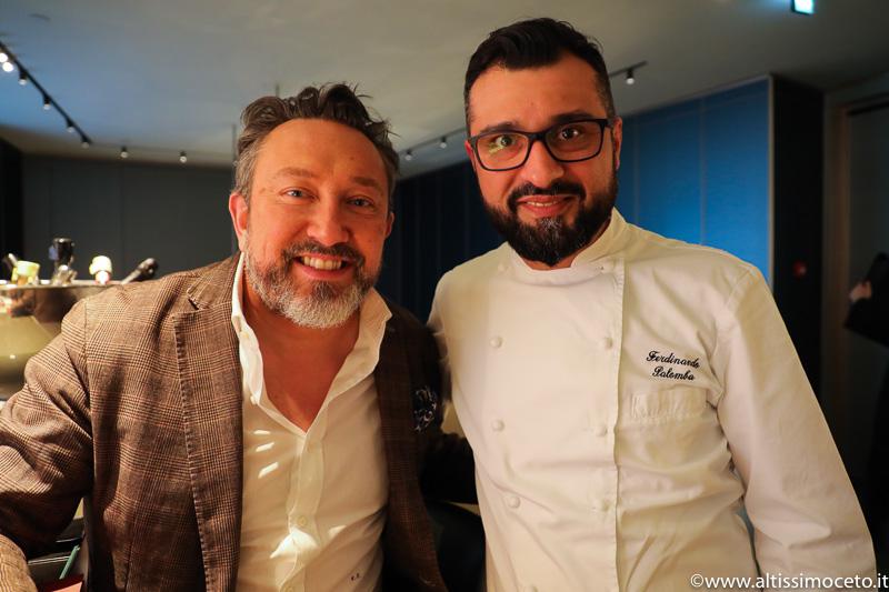 Emporio Armani Ristorante - Milano - Executive Chef Ferdinando Palomba