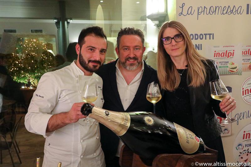 Cartoline dal Dopocena della Festa delle Feste 2018 Winter edition by Viaggiatore Gourmet – Villa Necchi alla Portalupa – Gambolò (PV)