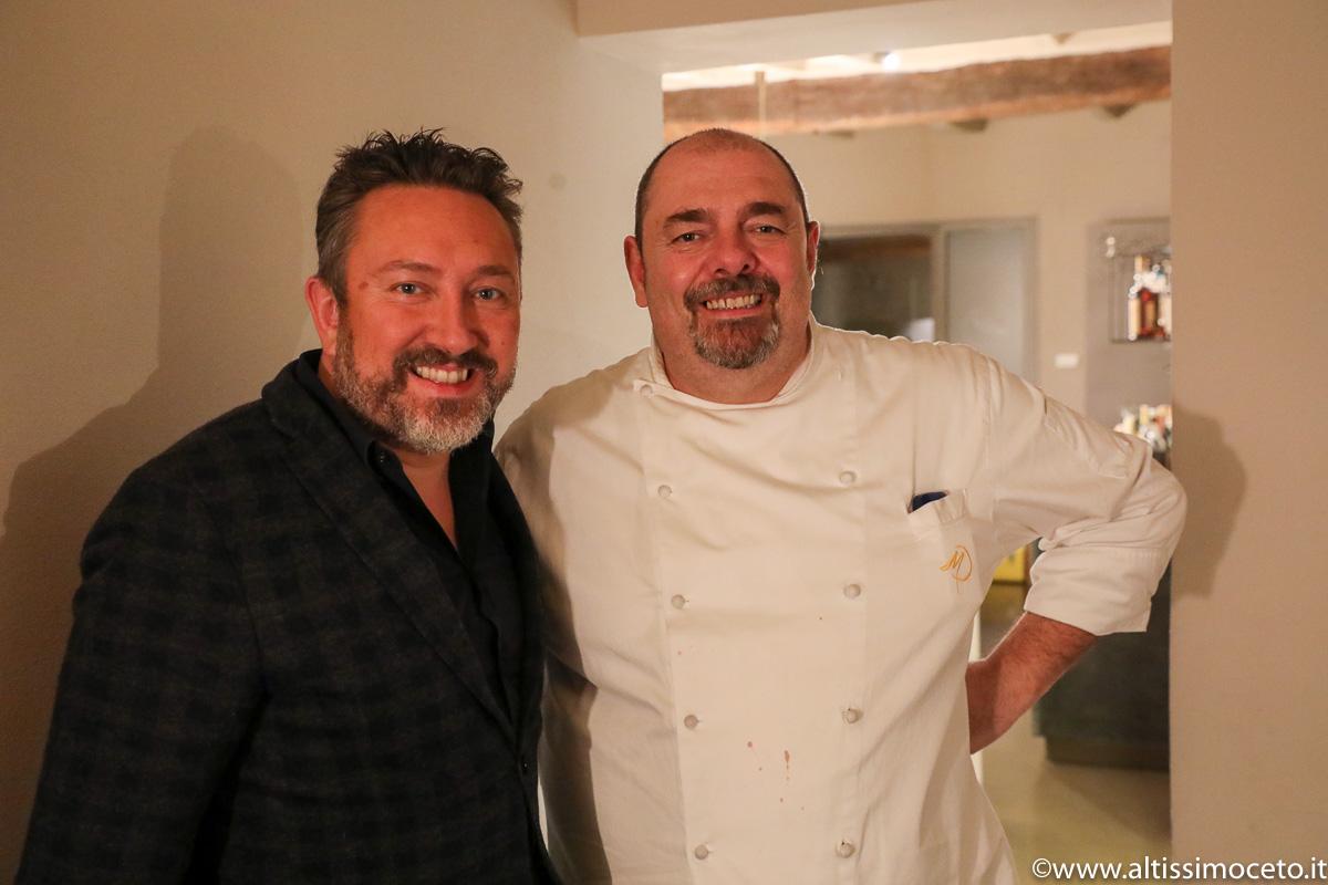 Massimiliano Poggi Cucina - Trebbo di Reno Castel Maggiore (BO) - Chef Massimiliano Poggi