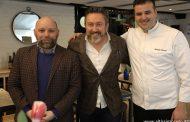 Ristorante Olio - Cucina Fresca - Milano - Patron Angelo Fusillo e Paola Totaro, Chef Michele Cobuzzi