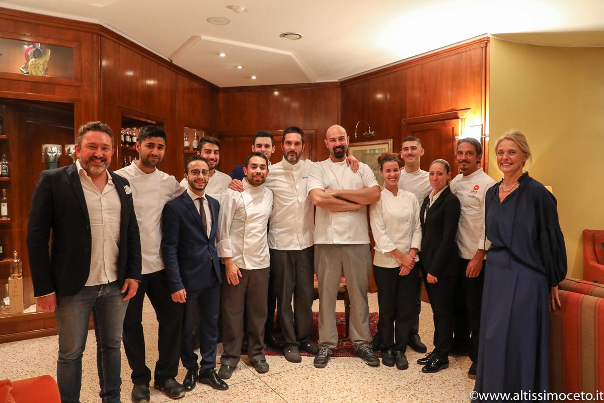 Ristorante Perbellini – Isola Rizza (VR) - Chef Francesco Baldissarutti