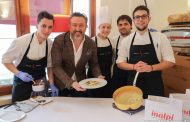 Cartoline dal 862 Meeting VG @ Antica Trattoria Alle Rose – Salò (BS) – Chef Marco Cozza e Andrea De Carli