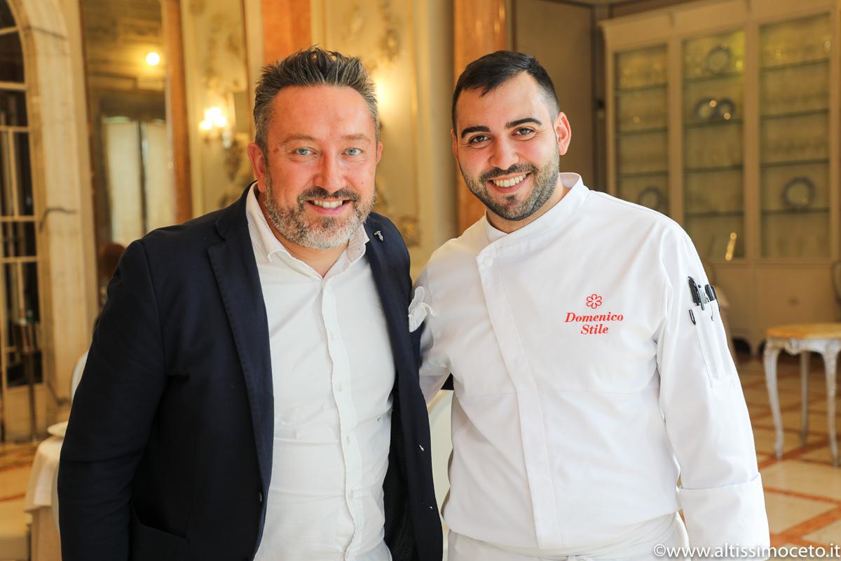 Ristorante Enoteca La Torre - Roma - Chef Domenico Stile